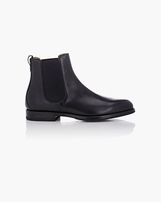 Picture of Burnished Chelsea Boots