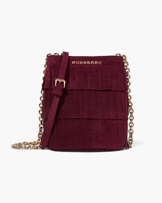 Picture of Gaux Leather Shoulder Bag