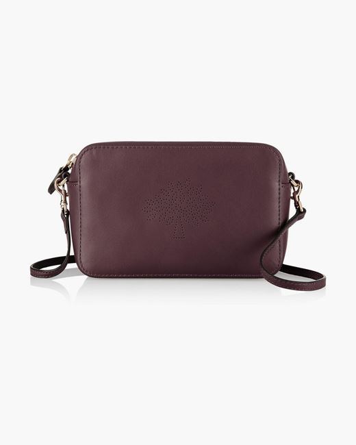 Picture of Textured-leather Pouch